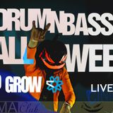 Jabro Grow - DnB Halloween live mix