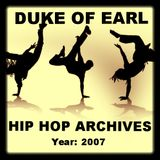 DUKE OF EARL | HIP HOP ARCHIVES | YEARS: 2001, 2002, 2007 |CLEAN