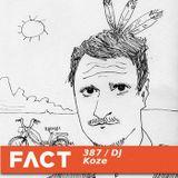 DJ Koze - Fact Mix 387 (17-06-2013)