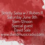 Strictly Salsa w / Ruben R & Special guest David Sala