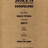 GOODFELLOWS @ SOUND A BASE NEST2016/5/19