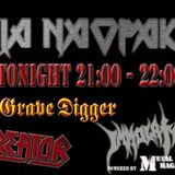 49/2016 Pila Naopako 18.12.2016. intervju sa Grave Diggerom, novi Immolation i Kreator, …