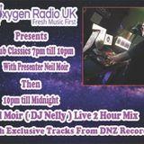 DJ Nelly Friday Night 2 Hour Mix Oxygen Radio UK 13-9-2019