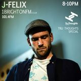 J-Felix show on 1 BTN Tru thoughts special