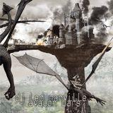 DJ Led Manville - Avalon Wars (2009)