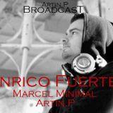 Marcel Minimal a.k.a. Sancho - Artin P - Broadcast #004 - 2016