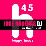 Jose Ródenas In The Mix 45