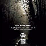 DJ DA'CURSE - Deep House Mafia - [DEEP CLUB BEATS] - Vol 03.mp3