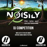 Noisily Festival 2016 DJ Competition – INVINTA / closed