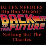 Back to The Future Hip Hop Mix 2017