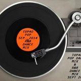 TOP 40 POP & R&B DANCE MIX- NON STOP MIX (MID-TEMPO MIX)