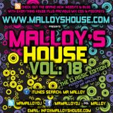 Malloy's House Vol 18 (Classic House: Personal Favourites)