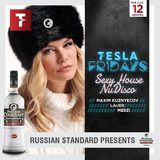 Maxim Kuznyecov - Live @ Tesla Budapest (2017-05-12)
