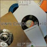 "Vinyl Chronicles #10 - All 7"" Set - Blues, Jazz, Funk, Soul, Hiphop & Pop"