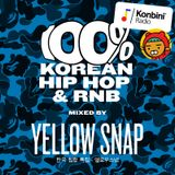 Konbini Radio - Skrrrt! Mix 022 - Yellow Snap - 100% Korean Hip Hop & R'n'B
