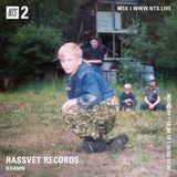 Rassvet Records w/ Khamn - 15th April 2019