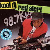 Kool DJ Red Alert Live on KISS FM December 1984
