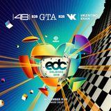 4B x GTA x Valentino Khan - LIVE @ circuitGROUNDS EDC Orlando, 10/11/18