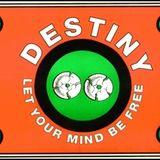 Top Buzz - Destiny - Oscars, Clacton Pier - 1991