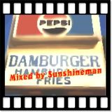 Damburger - mixed May 2912 by Sunshineman