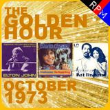 GOLDEN HOUR : OCTOBER 1973