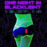 The Professor @ One night in blacklight 19.07.14