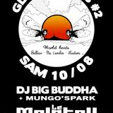 Global Bass #2 @Molotov -10/08- Dj Big Buddha + MunGo's Park