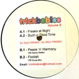 TrickBabies - Psychiatric Block Party Pt 1 (Re-issue From 2003)