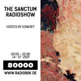 The Sanctum Radioshow - Episode 14 w/ Konkret