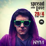 Nym - Spread Your Love Mixtape (29/04/13)