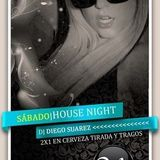 Diego Suarez - Live @ House Night, Reecks (16.06.12) - Mar del Plata, Arg