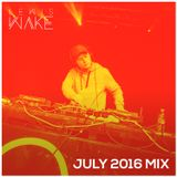 July 2016 Mix // Lewis Wake