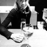 Apero with my love Julie