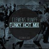 CLEMENS RUMPF - FUNKY HOT MIX DECEMBER 2015 (www.housearrest.de)