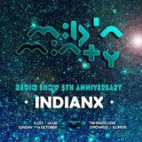 indianX - Mild N Minty 5th Anniversary Radioshow on TM Radio October 2019
