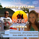 SUNSET EMOTIONS 128.4 (24/02/2015) - Special Guest VIONNA