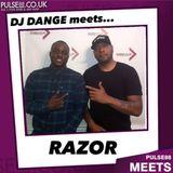 Razor Interview with Dj Dange Pulsee88Radio