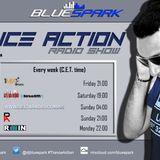 Dj Bluespark - Trance Action #344