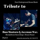 Iban Montoro & Jazzman Wax - Tribute Mix - Part 8