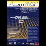 Mickey Finn + MC Navigator @ Meditation Summerfestival, Clownhouse, Speyer (14.06.1997)