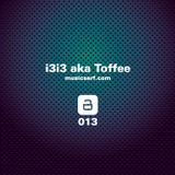 013 musicserf guest mix i3i3 aka Toffee