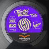 022 Twisted Melon // FEB 2018 // Cafe Mambo // Data Transmission