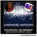 housemusic1 urban flavours radio show dj freshest sexy bumpin garage