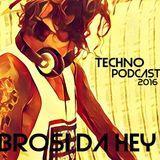 Techno podcast 2016