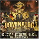 Dominator 2017    Maze of Martyr   Mad Dog