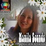 Manila Sounds (BDAY MUSIC SET FOR ATE NESS)