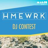 HMEWRK DJ CONTEST 2016