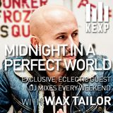 KEXP Presents Midnight In A Perfect World with Wax Tailor