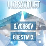 Georgi Yorgov - ULTRAVIOLET 009 Spring Edition \Vibes Radio April 2014\