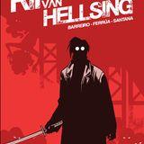 """Bloque Robot Negro: Enrique Barreiro nos presenta su nuevo trabajo, """"RIP Van Helsing"""" #FAN188"""